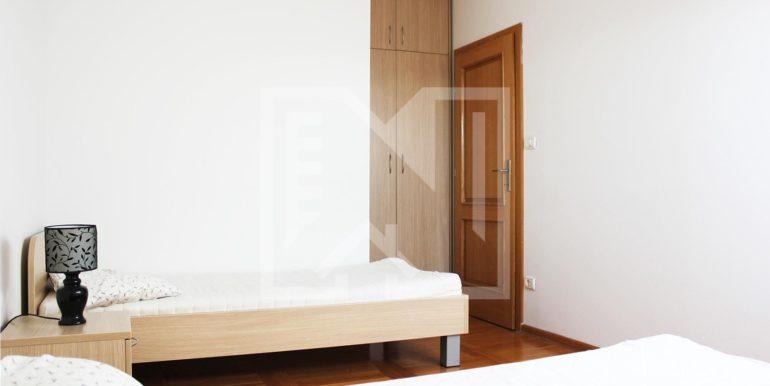 Dvosoban stan Međugorje soba kreveti