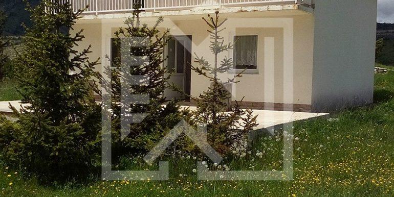 Kuća na Blidinju pogled