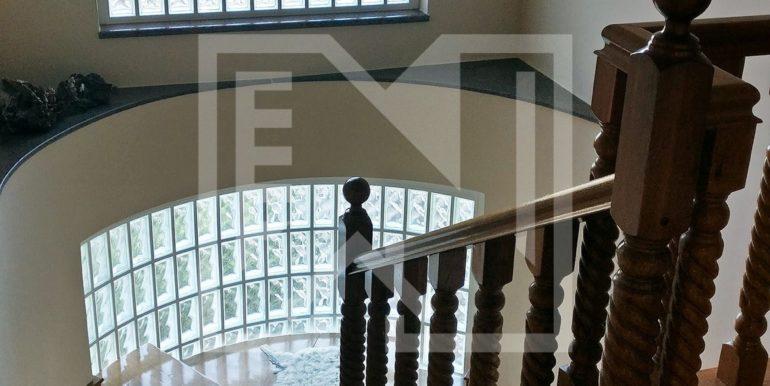 Kuća u Blatnici stepenište