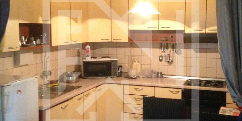 Kuća u Ilićima kuhinja šank