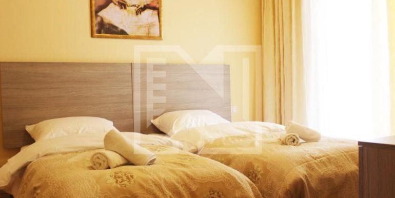 Trosoban stan Međugorje sa terasom spavaća soba