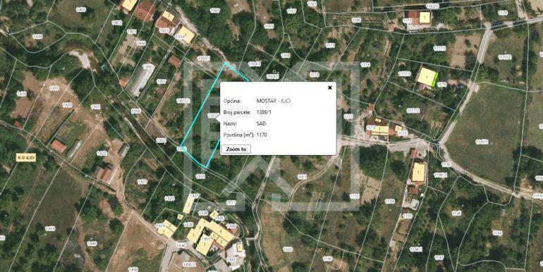 Zemljište u Ilićima 1170 m2 (4)