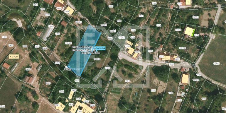 Zemljište u Ilićima 1170 m2 (5)