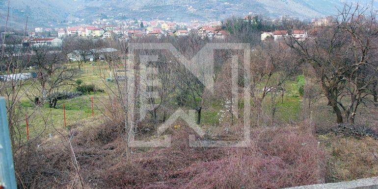 Zemljište u Ilićima 580m2 pogled
