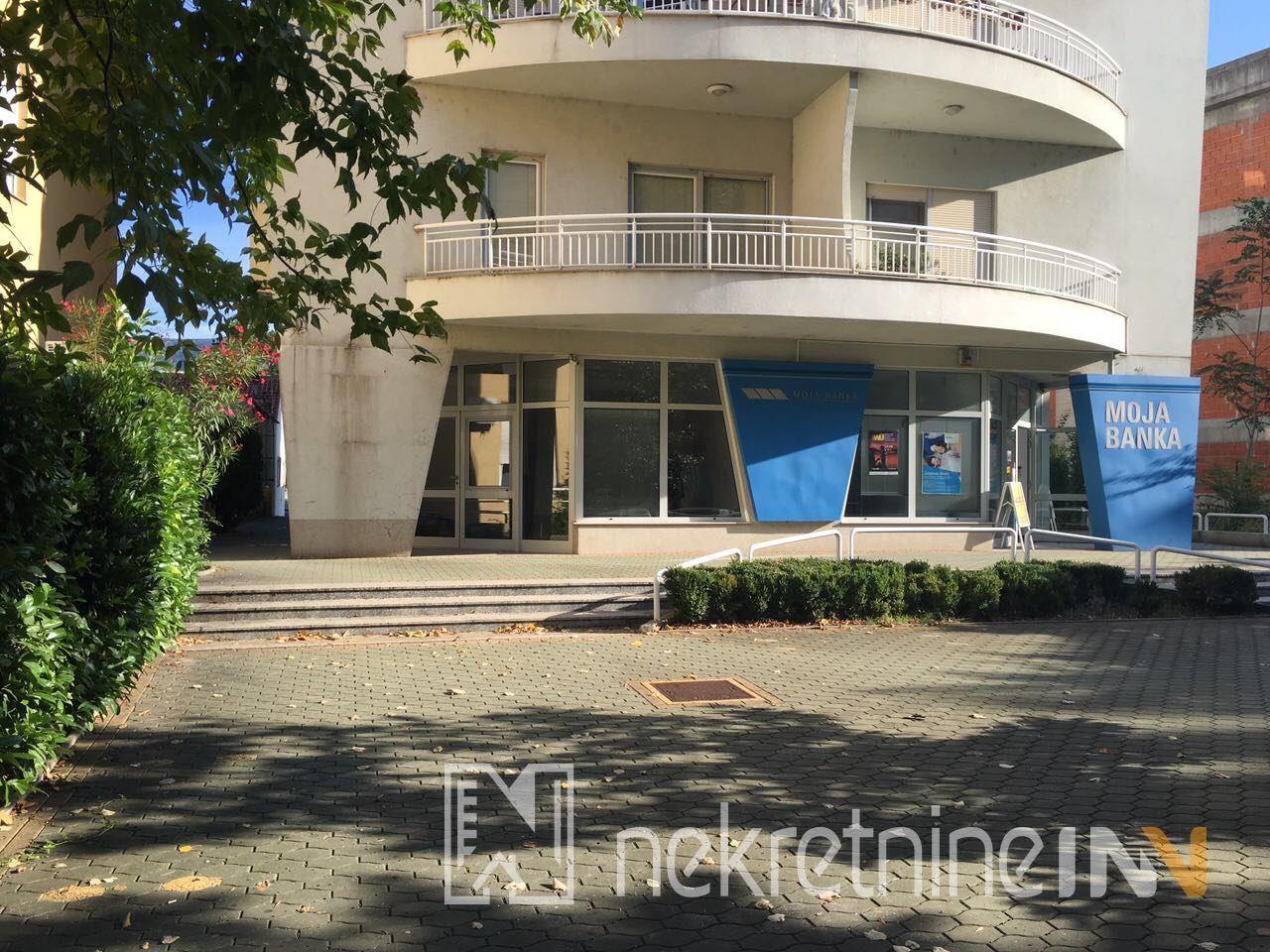 Poslovni prostor površine 160 m2 u neposrednoj blizini Rondoa