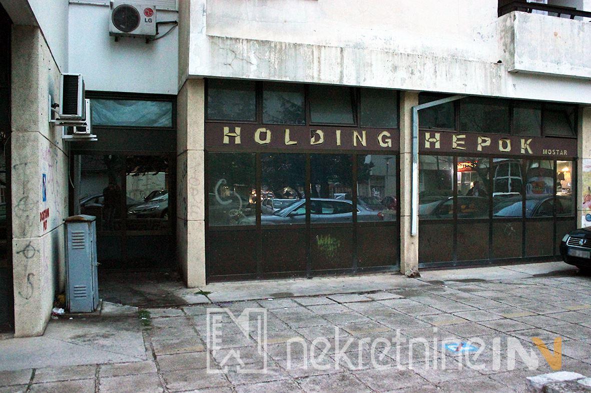 Poslovni prostor površine 100 m2 u Centru 2 u Mostaru
