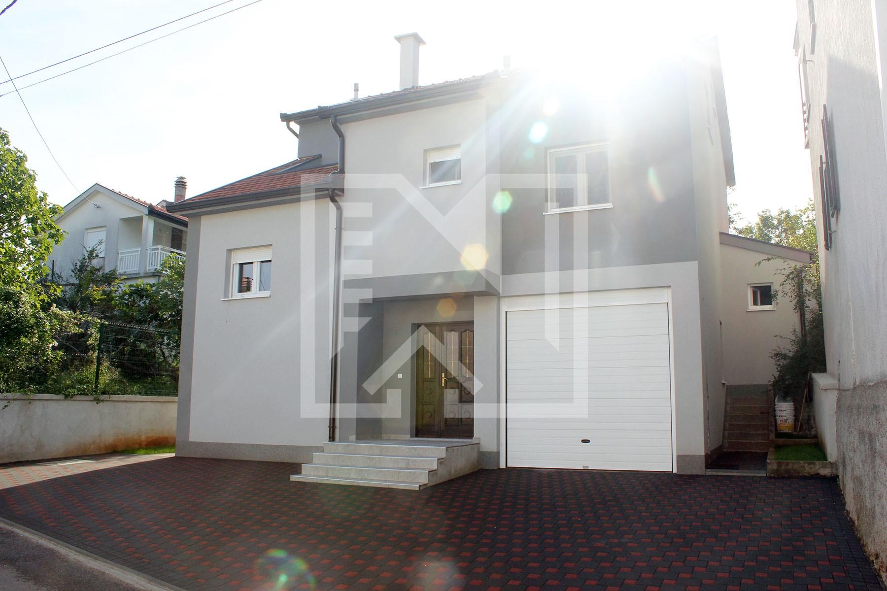 Luksuzno namještena kuća na Bijelom Brijegu