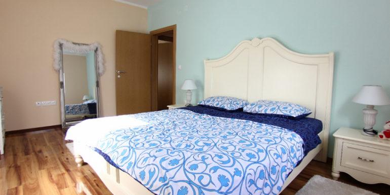 Kuća Vojno spavaća soba