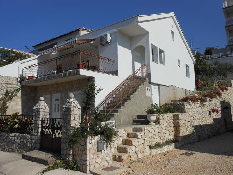 Kuća u Komarnoj na moru