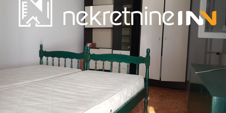 Spavaća soba 2 slika 1 Kneza Viseslava Nekretnineinn