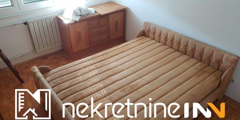 Spavaća soba slika 1 Kneza Viseslava Nekretnineinn