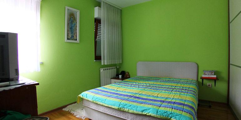 kuća u Cimu spavaća soba
