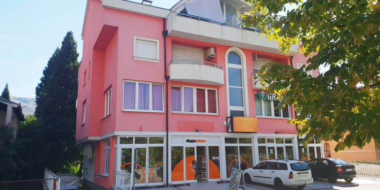 Poslovno Stambeni Prostor 90m2 Kralja Tvrtka Mostar Slika 1