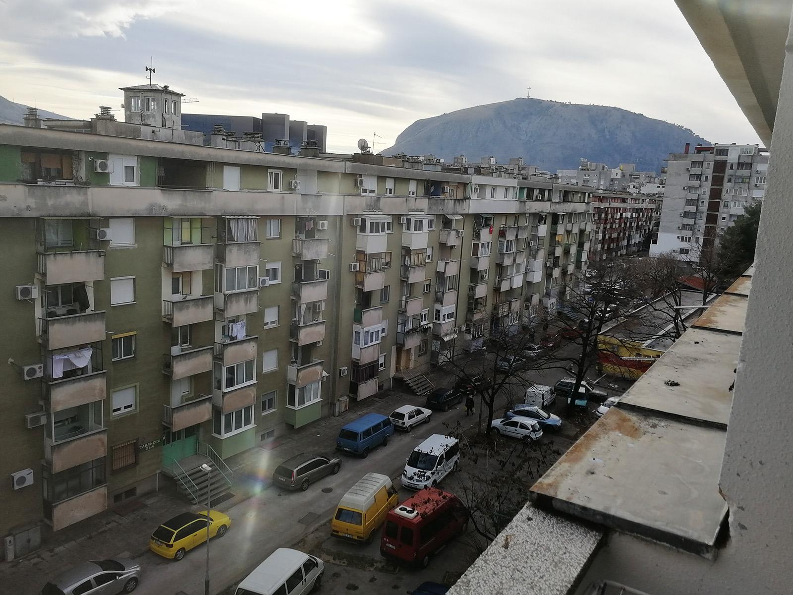 Prodaje se dvosoban stan od 59m2 u Splitskoj Ulici