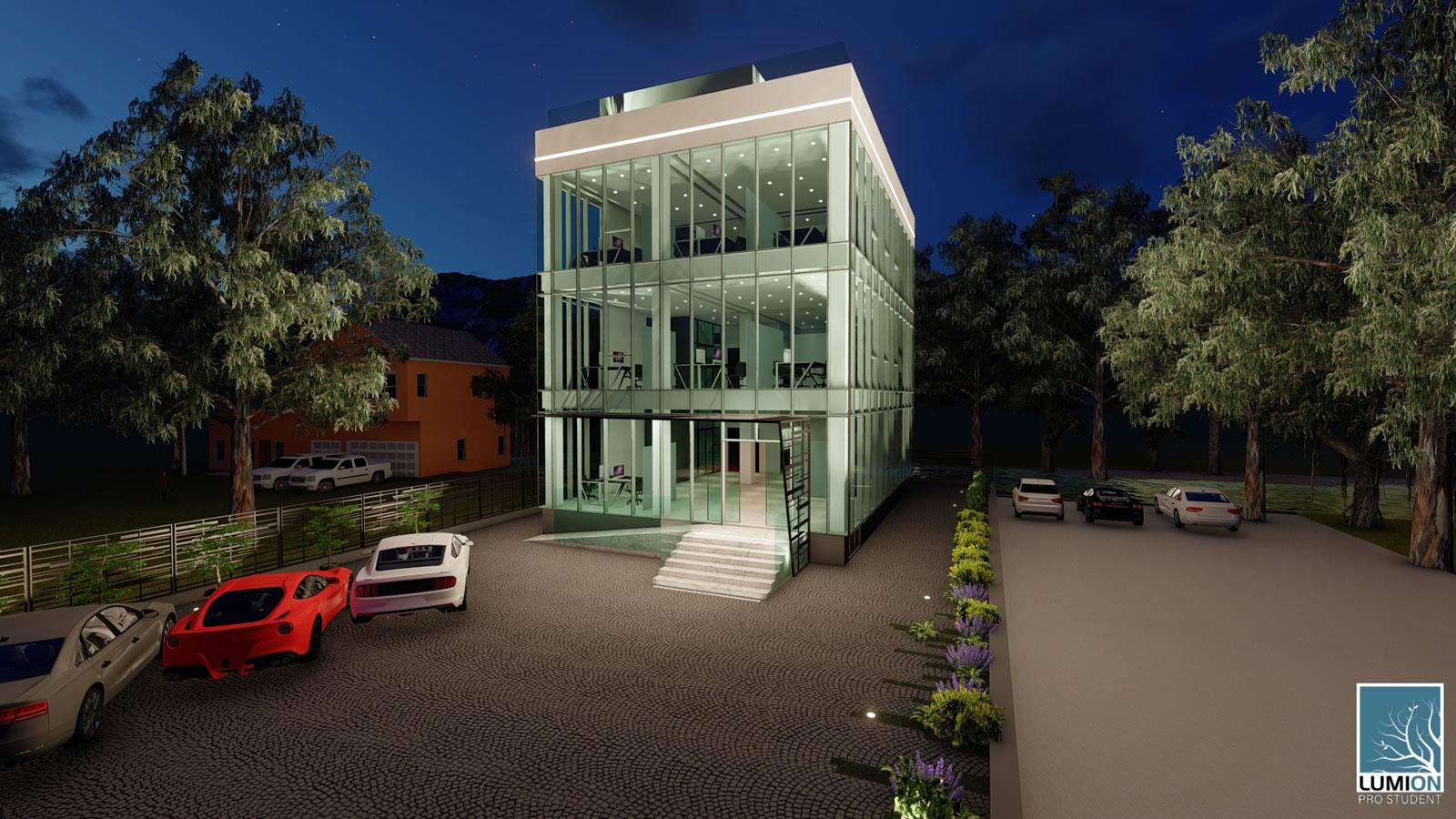 Poslovna zgrada za najam u centru Mostara