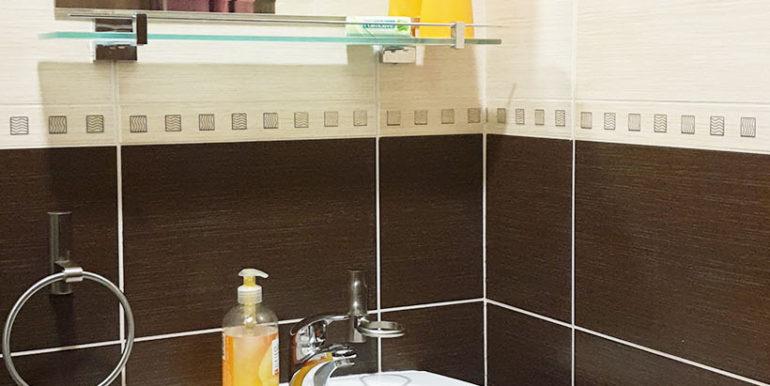 Kupatilo u sklopu apartmana na drugom katu