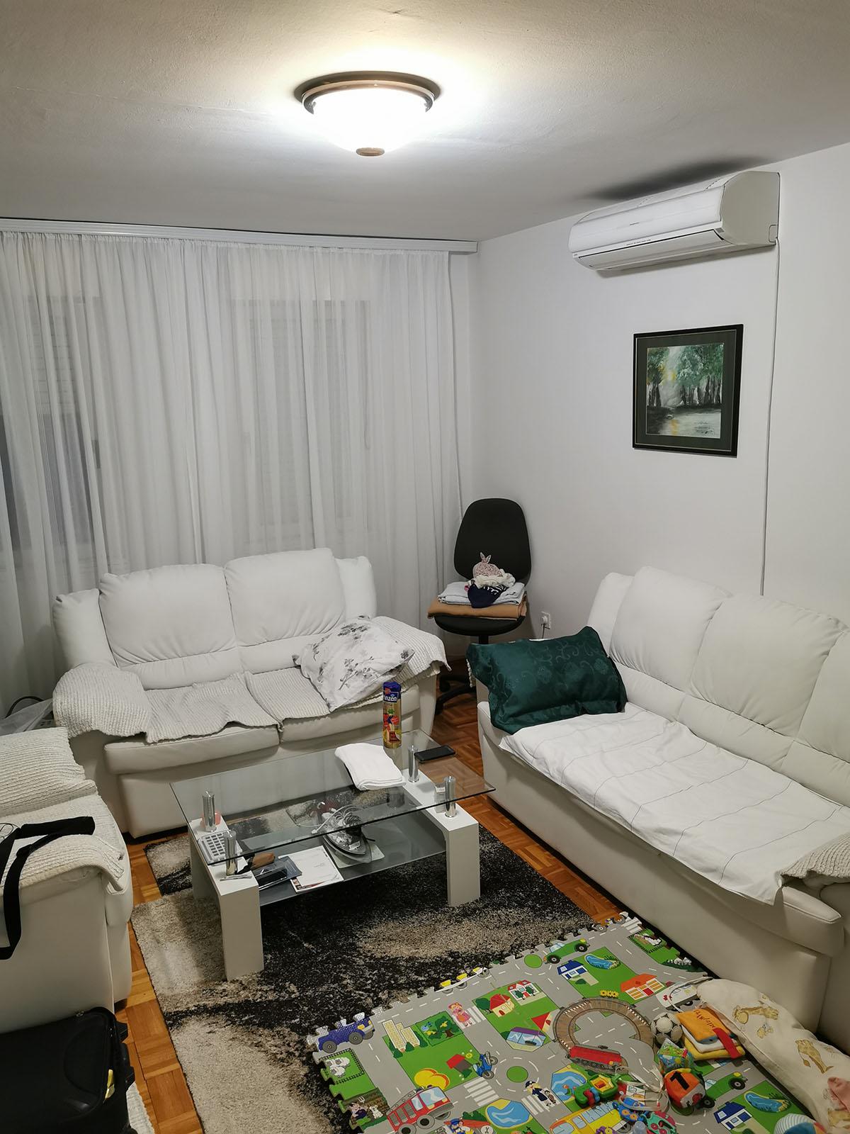 Prodaje se dvosoban stan u Ulici Kralja Tomislava