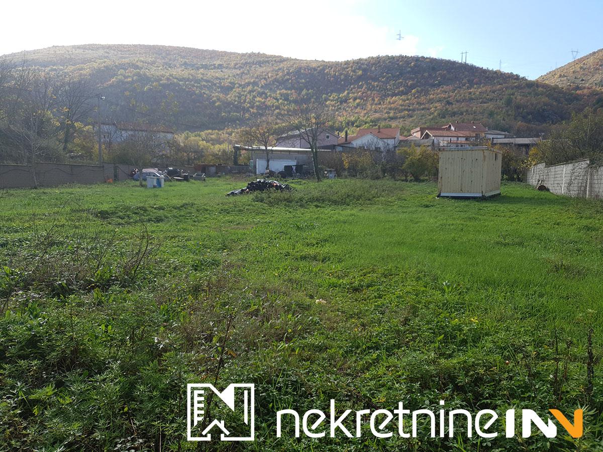 Građevinsko zemljište u Ilićima