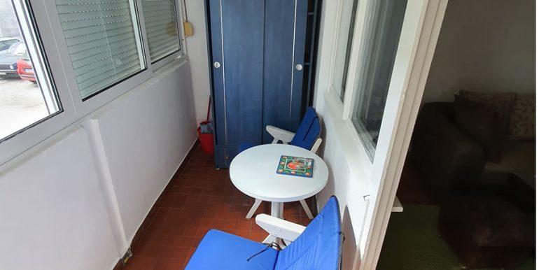 Jednosoban 41m Splitska 71 balkon slika 1