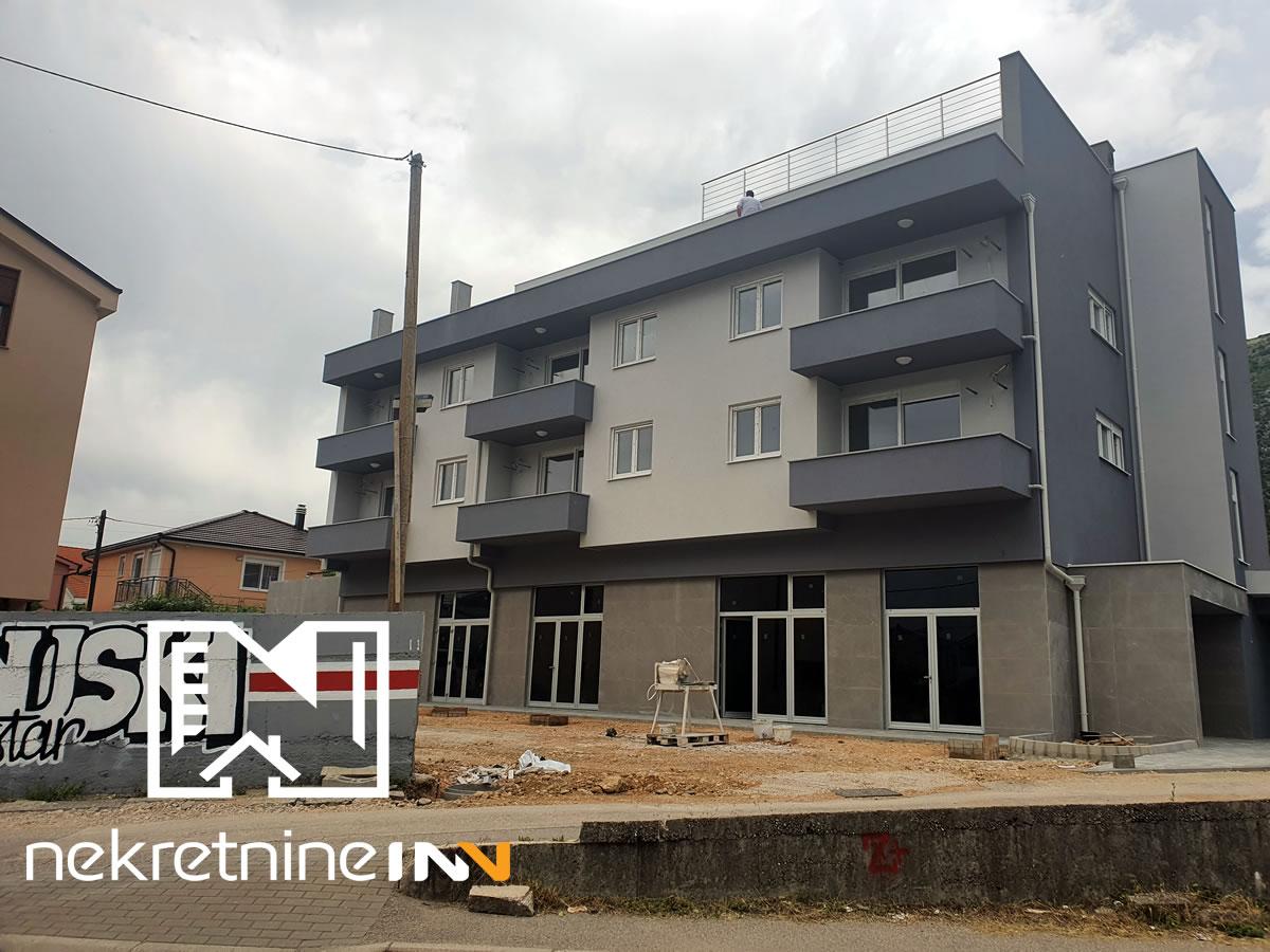 Prodaja stanova u novoizgrađenom objektu na Rudniku u Mostaru