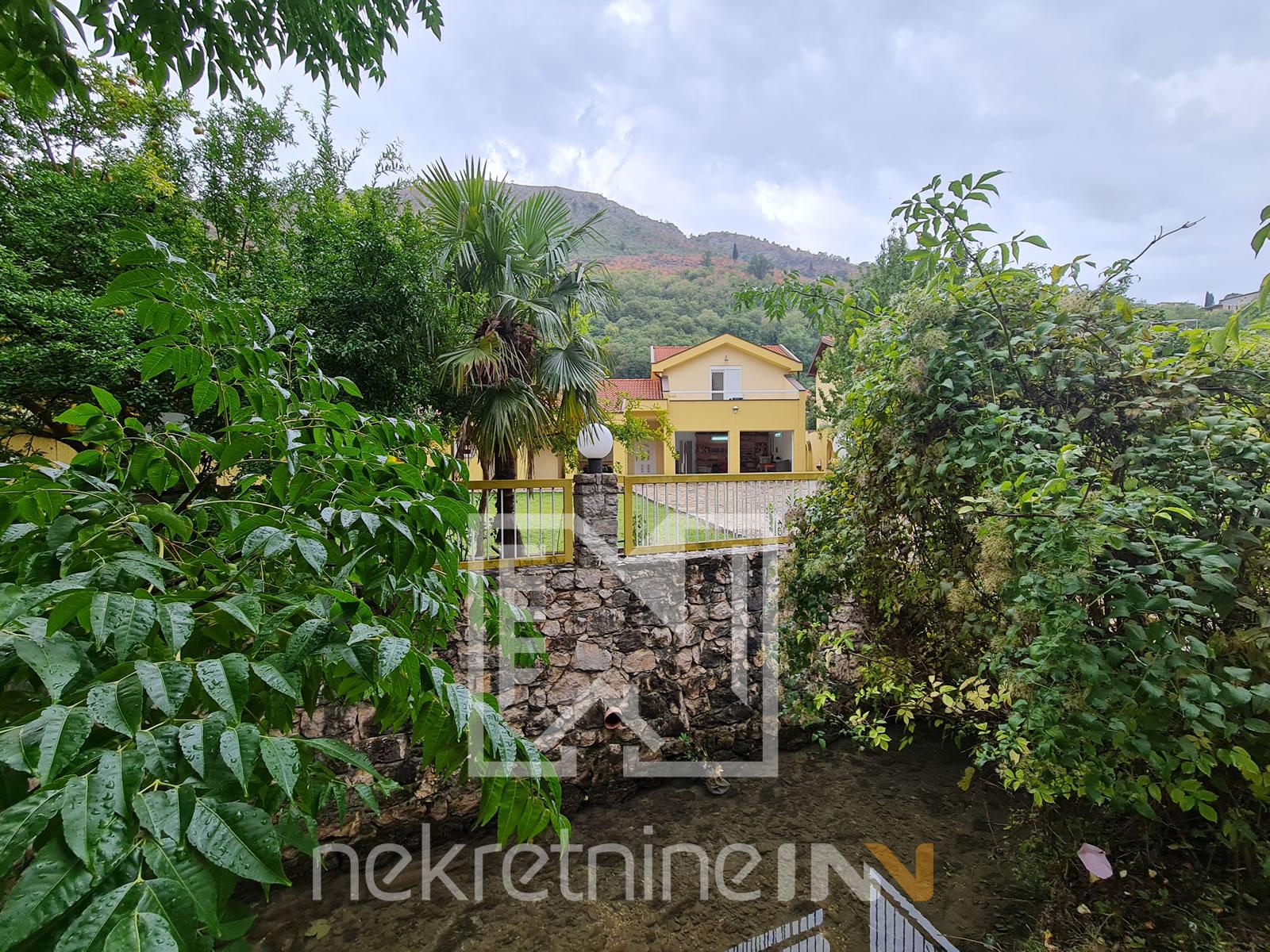 Prodaje se luksuzna kuća u centru Mostara
