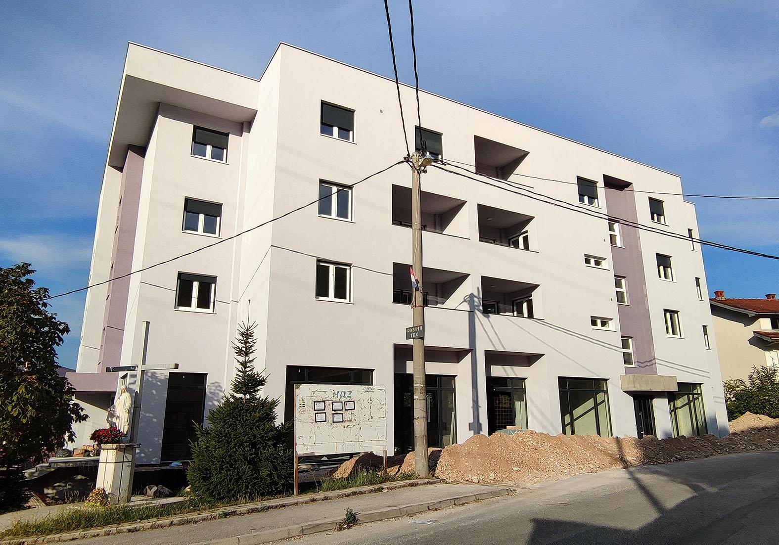 Dvosoban stan novogradnja u Ilićkoj