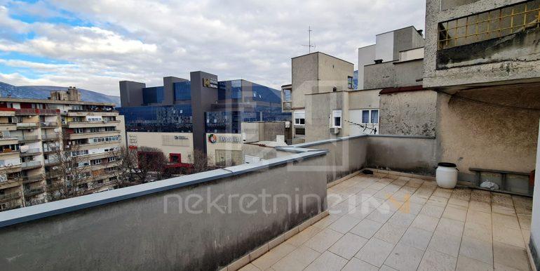 Cetverosoban stan Brune Busica NekretnineInn terasa 2