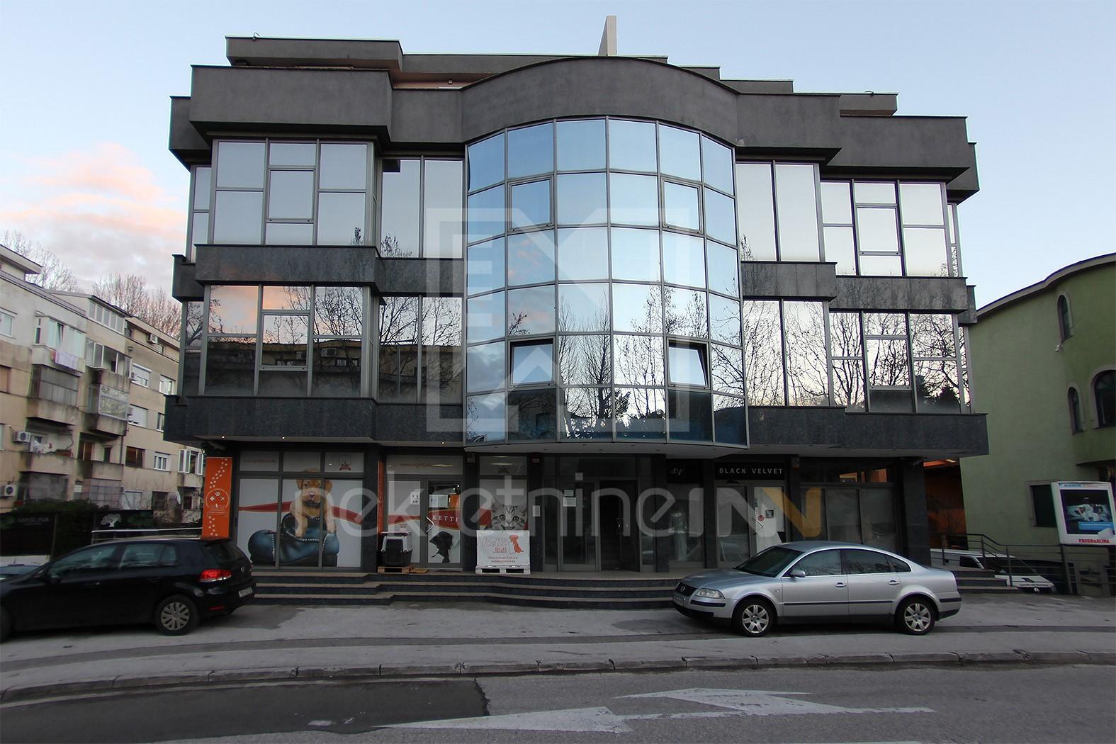 Uredski poslovni prostor na Aveniji u Mostaru
