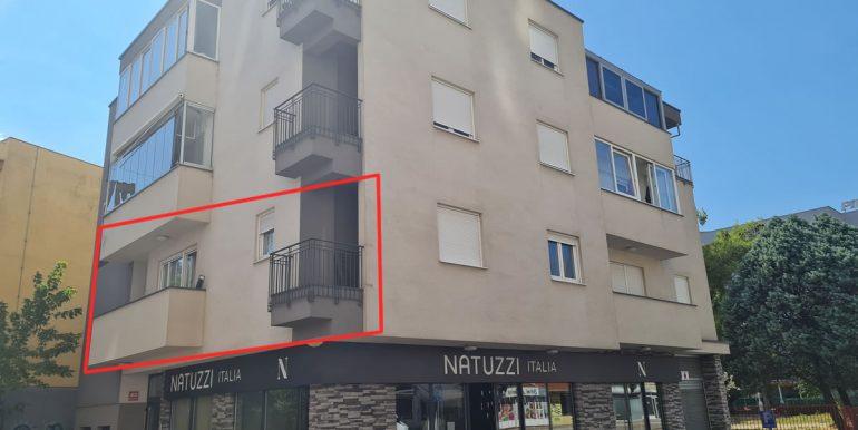 Dubrovacka Ulica Mostar Najam dvosoban Nekretnineinn pogled na stan