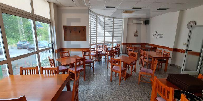 Restoran Federalna Zgrada najam Nekretnineinn interijer slika 1