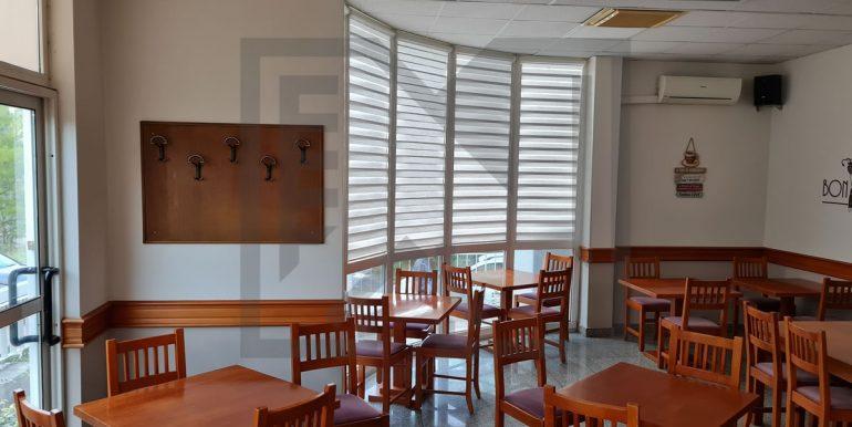 Restoran Federalna Zgrada najam Nekretnineinn interijer slika 3